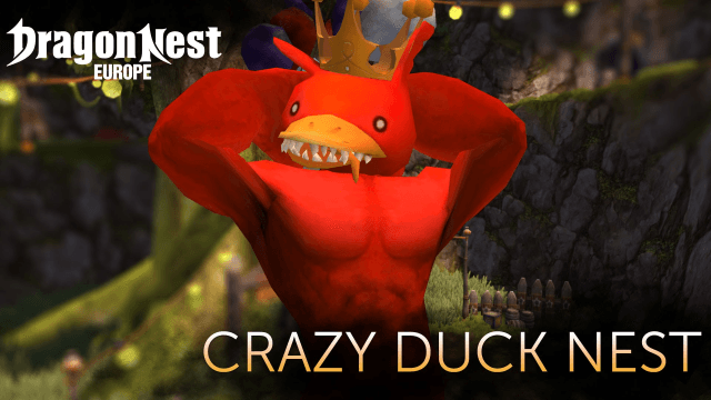 Dragon Nest Crazy Duck Nest Teaser video thumbnail