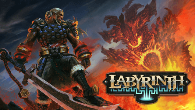 Labyrinth Kickstarter Video thumbnail