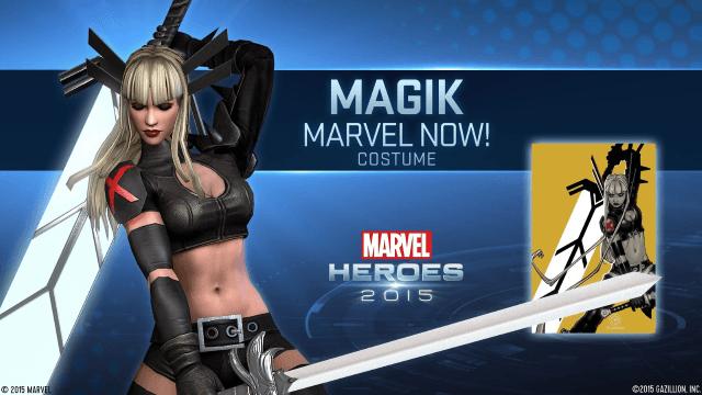 Marvel Heroes 2015 Magik Trailer thumbnail