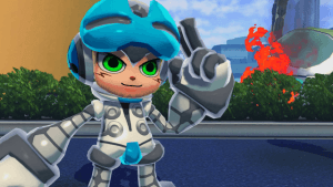"Mighty No. 9 ""Bring It"" Trailer thumbnail"