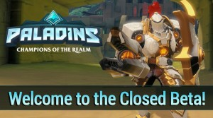 Paladins Closed Beta Trailer thumbnail