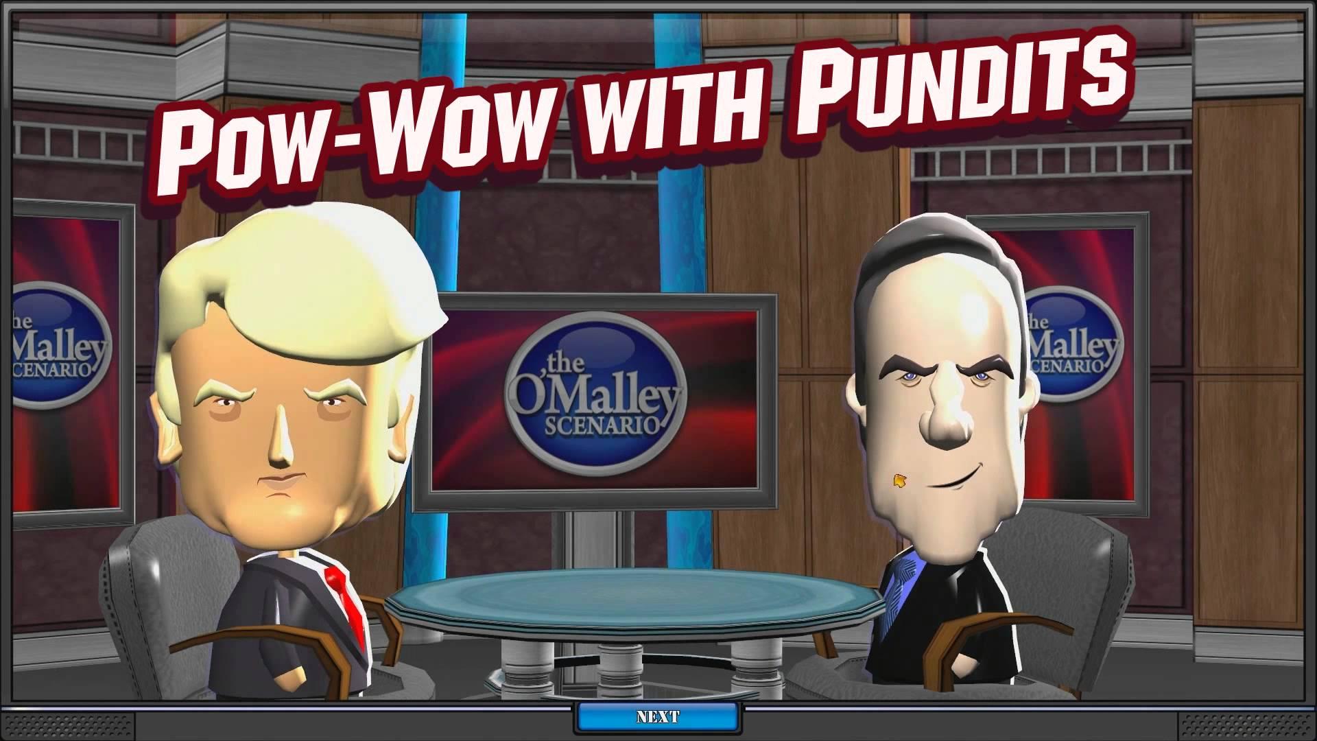 The Political Machine 2016 Launch Trailer thumbnail