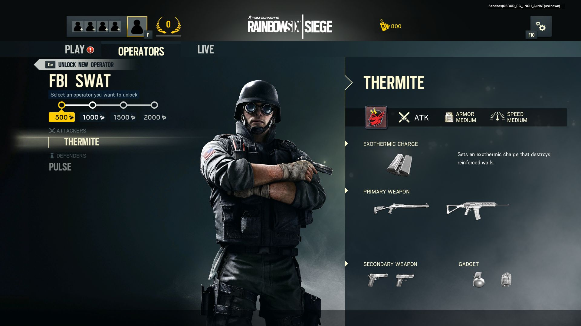 Rainbow Six Siege Beta Impressions