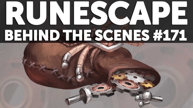 RuneScape Behind The Scenes #171 video thumbnail