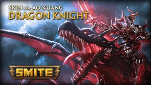 Smite Ao Kuang Dragon Knight Skin video thumbnail