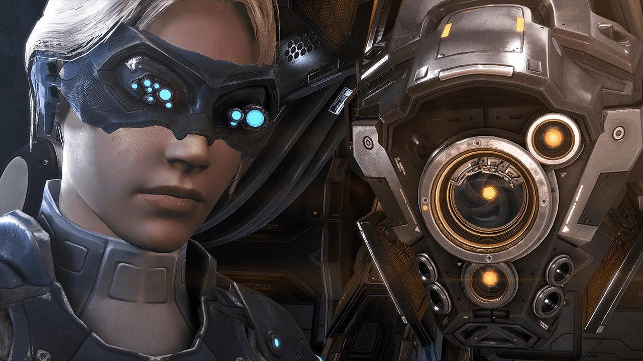StarCraft II: Nova Covert Ops video thumbnail