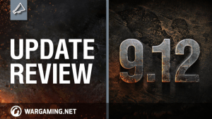 World of Tanks Update 9.12 Review video thumbnail