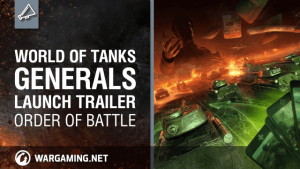 World of Tanks Generals Launch Trailer thumbnail