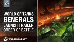 World of Tanks Generals Launch Trailer thumbnail