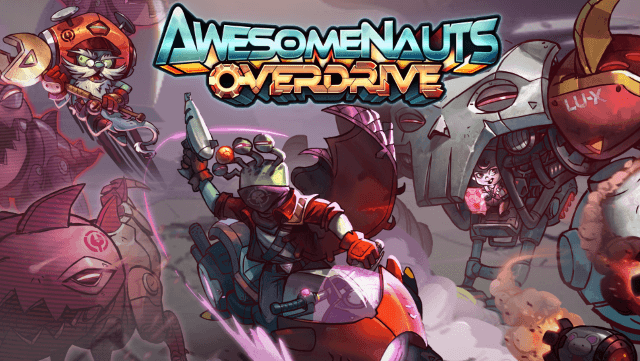 Awesomenauts: Overdrive Announcement Trailer thumbnail