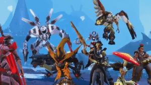 Battleborn PSX Trailer thumbnail