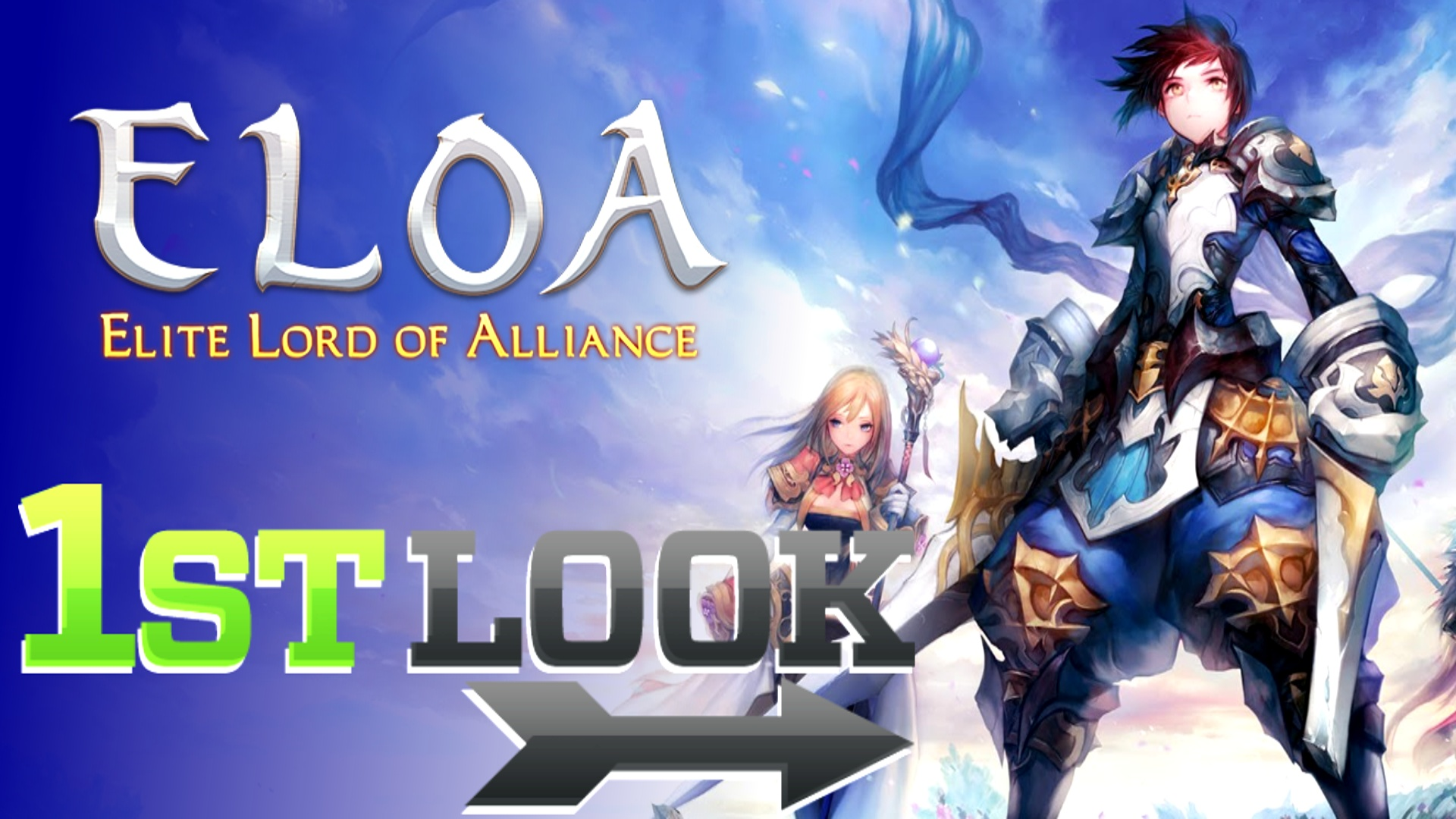 Elite Lord of Alliance (ELOA) - First Look video thumbnail
