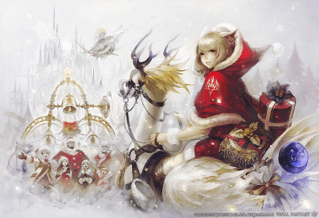 FINAL FANTASY XIV: Heavensward Patch 3.15 now live news header