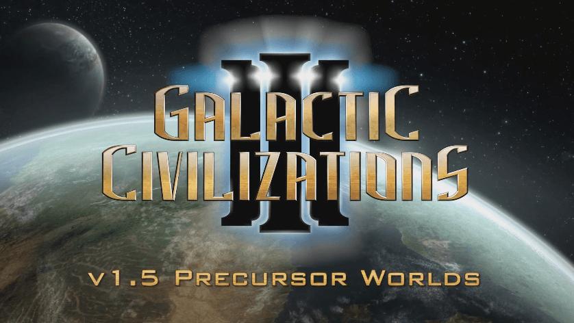 Galactic Civilizations v1.5 Trailer thumbnail