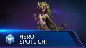 Heroes of the Storm Lunara Spotlight thumbnail