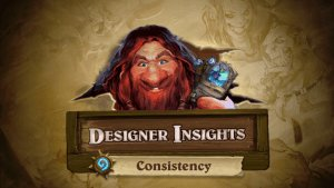 Hearthstone Designer Insights: Consistency video thumbnail