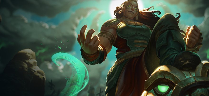 League of Legends Illaoi Review