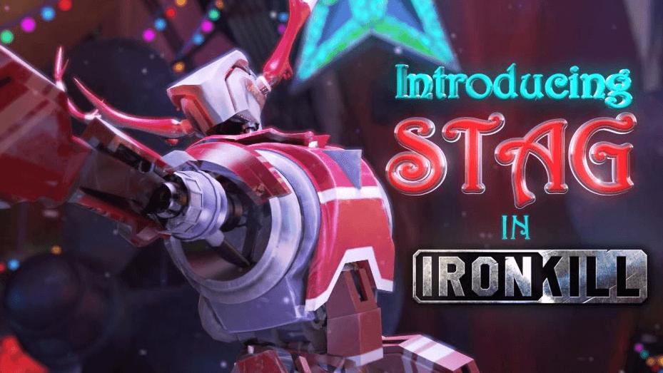 Iron Kill Stag Reveal video thumbnail