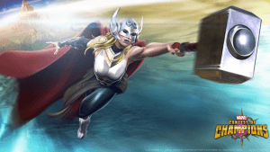 Marvel Contest of Champions Thor Spotlight thumbnail