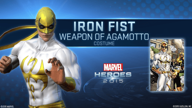 Marvel Heroes 2015 Iron Fist Trailer thumbnail