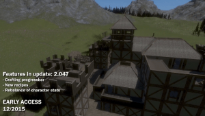 Medieval Engineers Update 02.047 Overview video thumbnail
