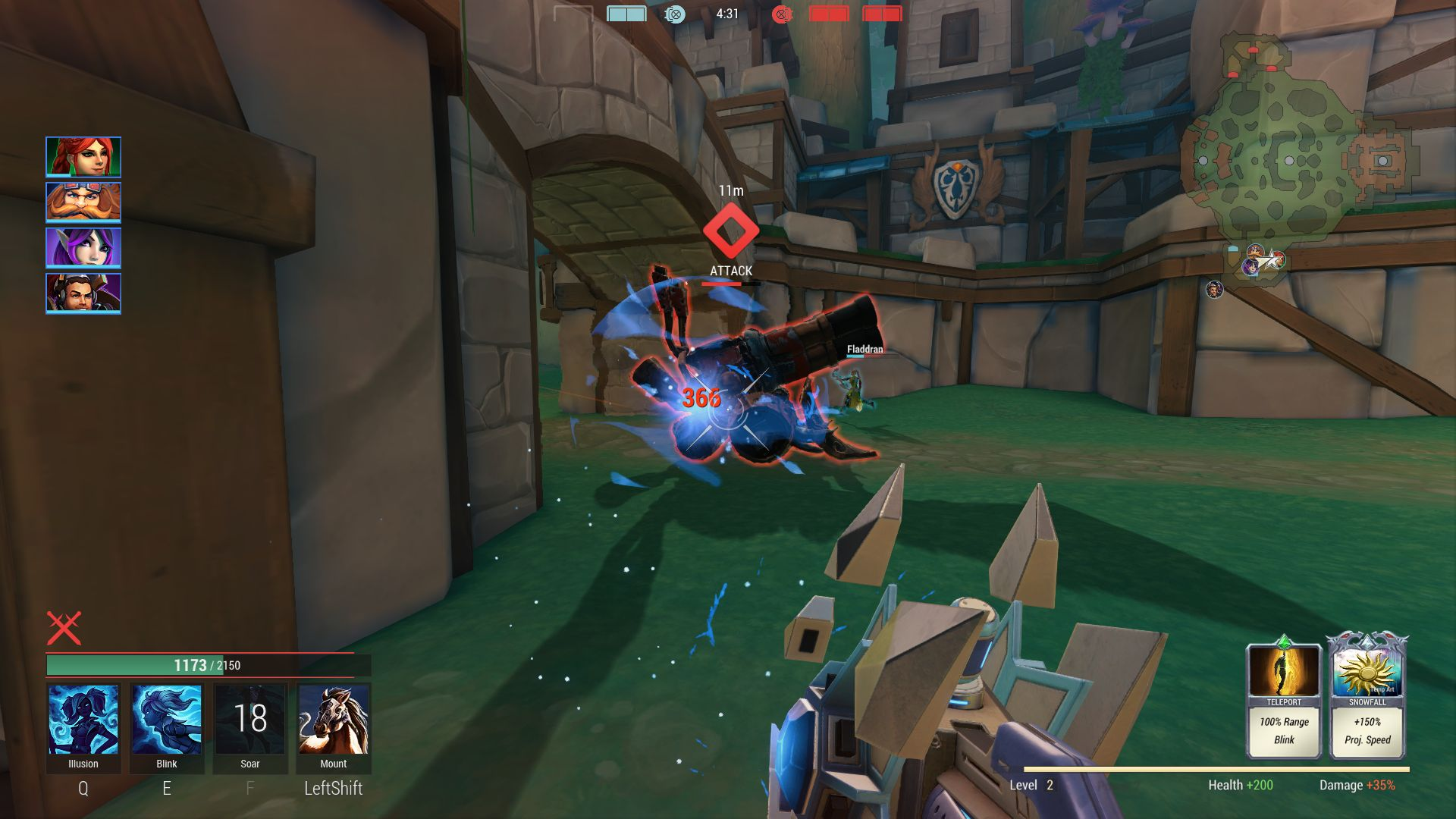 Paladins Evie Impressions and Balance Updates