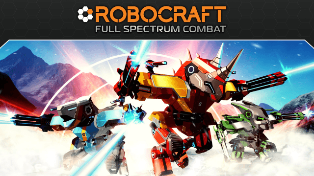 Robocraft Full Spectrum Combat Trailer thumbnail