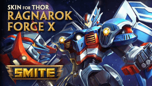 Smite Ragnarok Force X Thor Skin video thumbnail