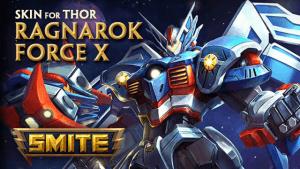 Smite Ragnarok Force X Thor Skin video thumbnail