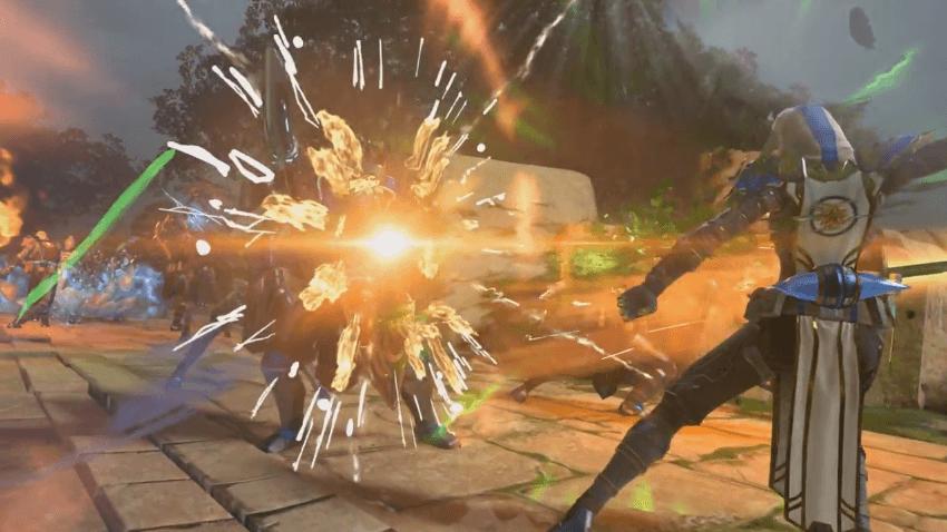 Skyforge Pantheons Wars Trailer thumbnail