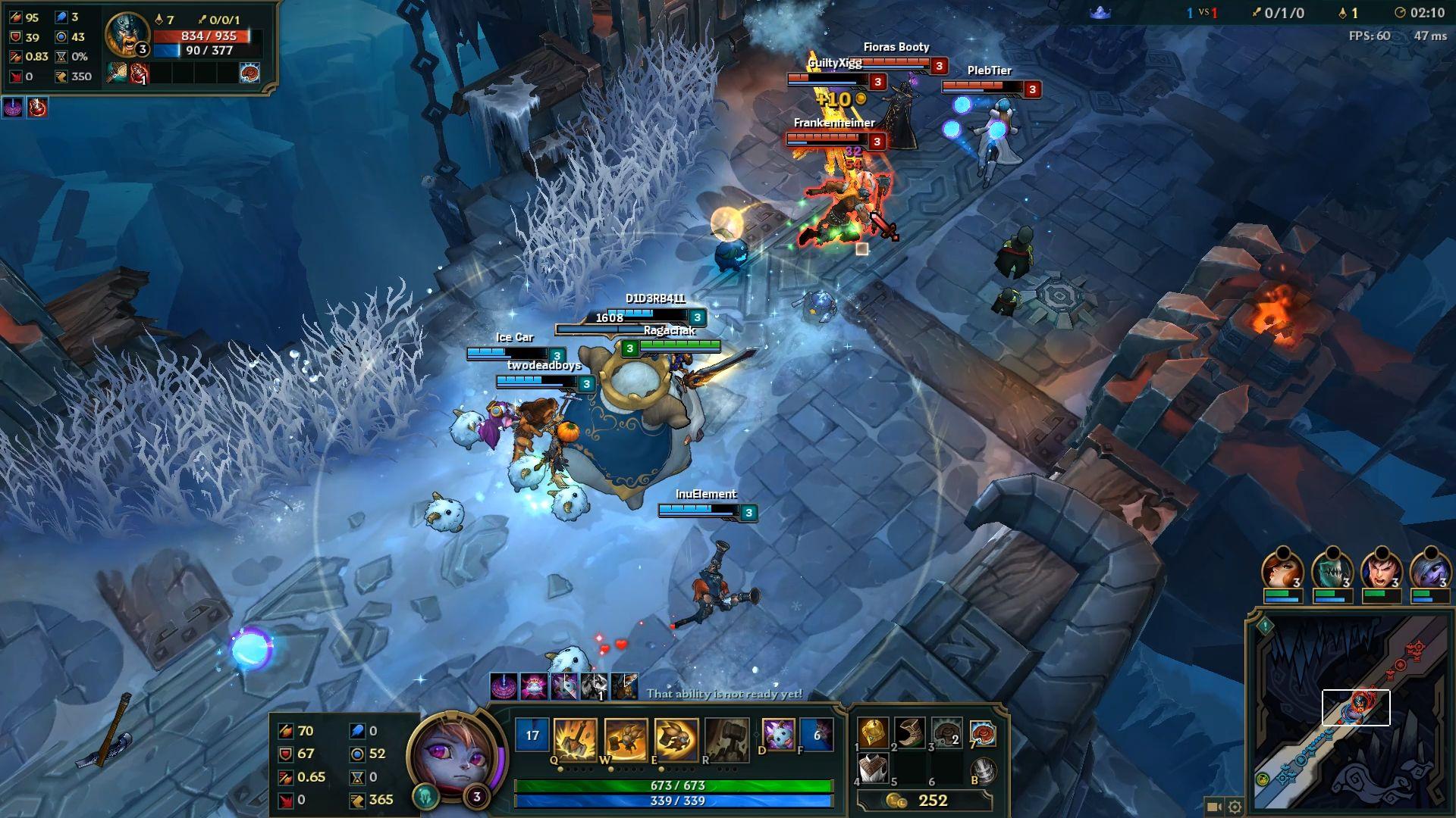 League of Legends Poppy Rework Review
