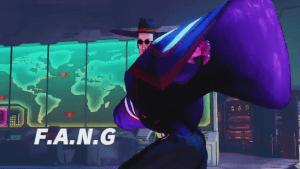 Street Fighter V F.A.N.G Reveal video thumbnail