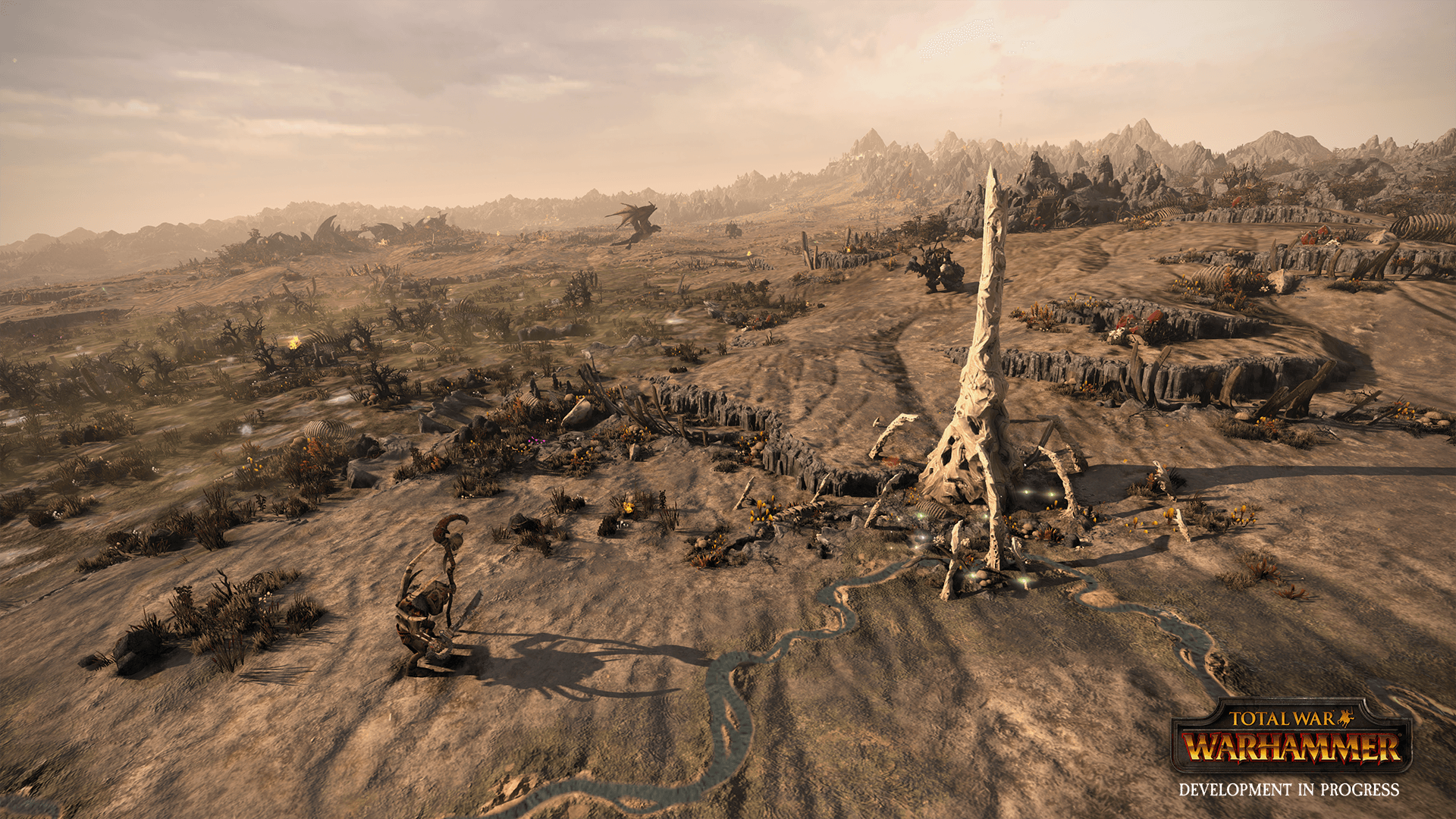 Total War: Warhammer Campaign Press Preview - Greenskins