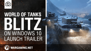 World of Tanks Blitz Windows 10 Launch Trailer thumbnail