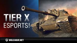 World of Tanks - Tier X Invades eSports video thumbnail