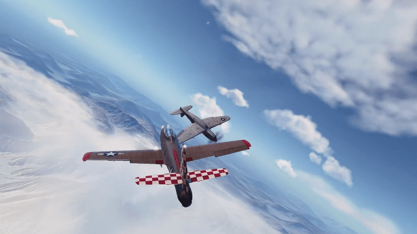World of Warplanes Developer Diaries: Winter Campaign video thumbnail