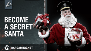 World of Warships Secret Santa video thumbnail