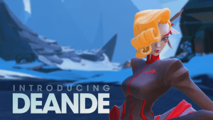 Battleborn Deande Character Highlight thumbnail