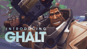 Battleborn Ghalt Character Highlight thumbnail