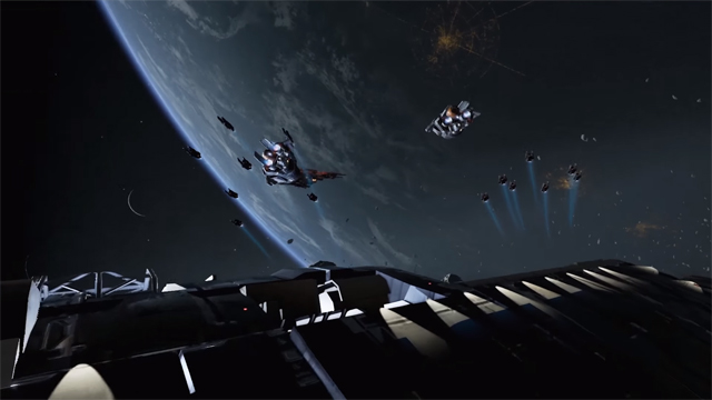 Fractured Space Free Trailer