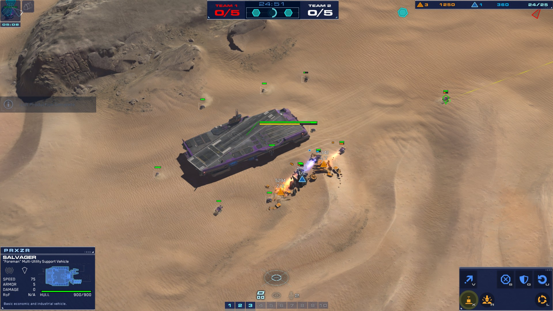 Homeworld: Deserts of Kharak Game Review