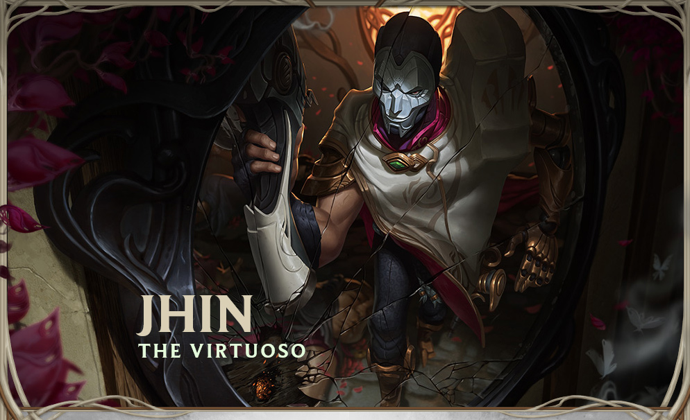 Jhin Patch Notes