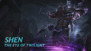 League of Legends Shen Champion Spotlight video thumbnail