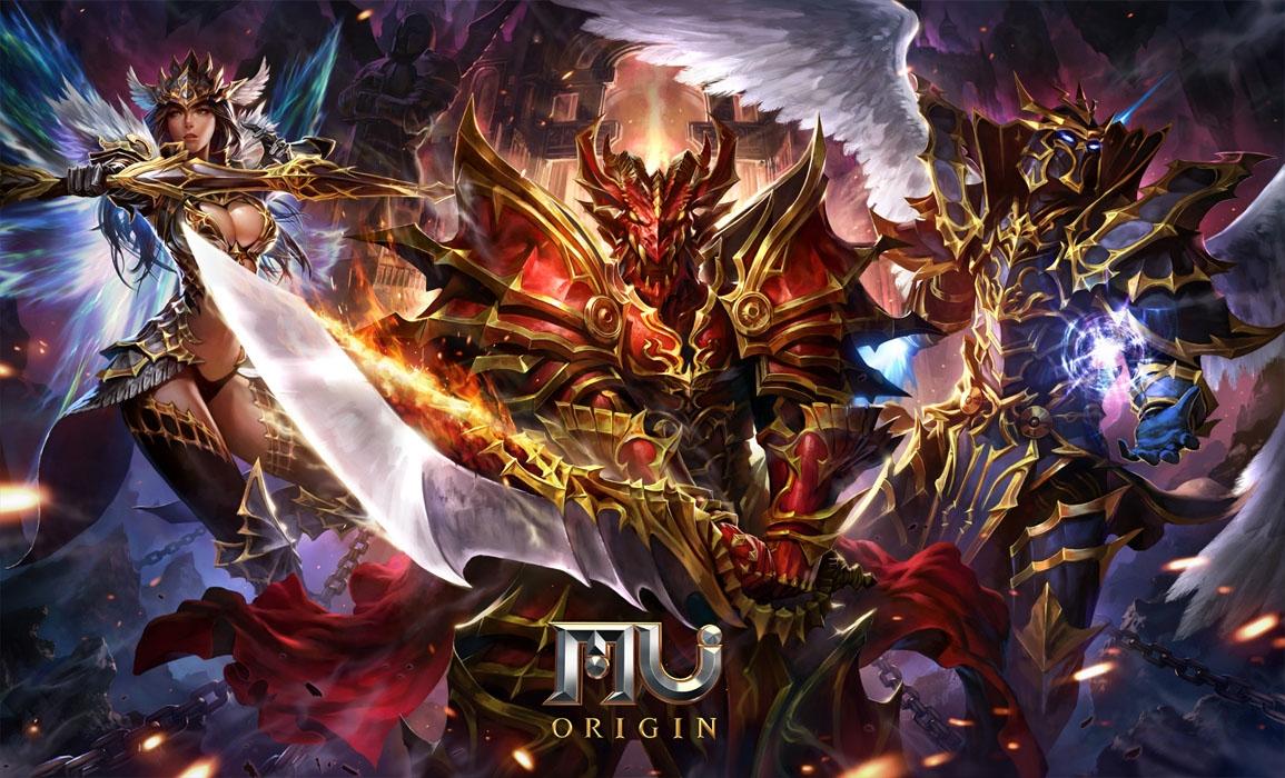 Mobile MMORPG MU: Origin Begins Closed Beta header