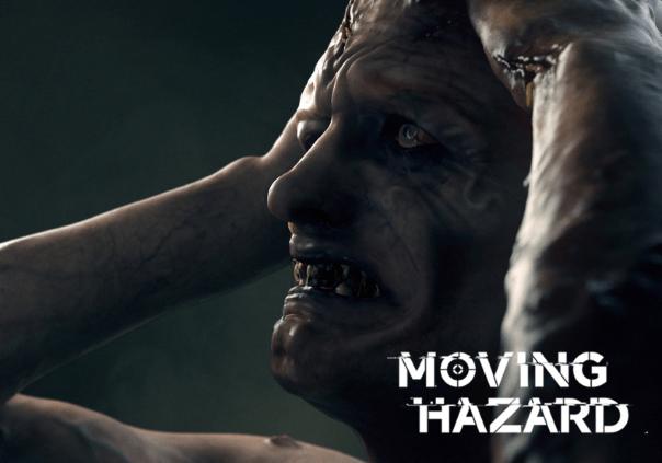 Moving Hazard Game Profile Banner