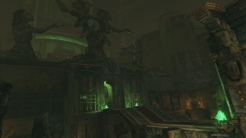 Nosgoth Silenced Cathedral Map Preview thumbnail