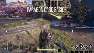 Paragon Card System