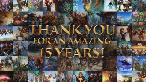 RuneScape 15th Birthday Trailer thumbnail