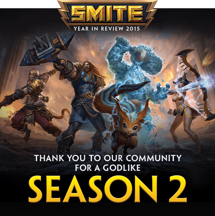 Hi-Rez Studios Celebrates Finale of 2016 Smite World Championship news header