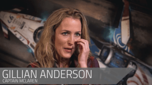 Squadron 42: Behind the Scenes with Gillian Anderson video thumbnail